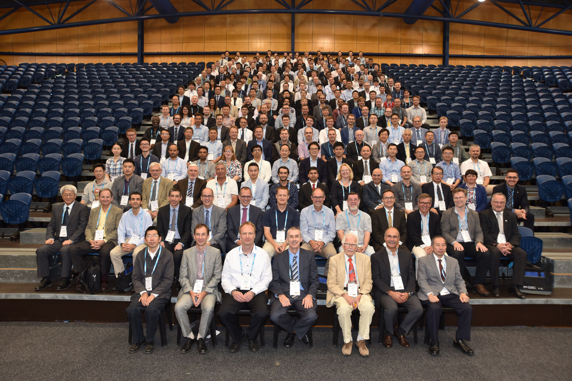 Picture of delegates of IAVSD 2017