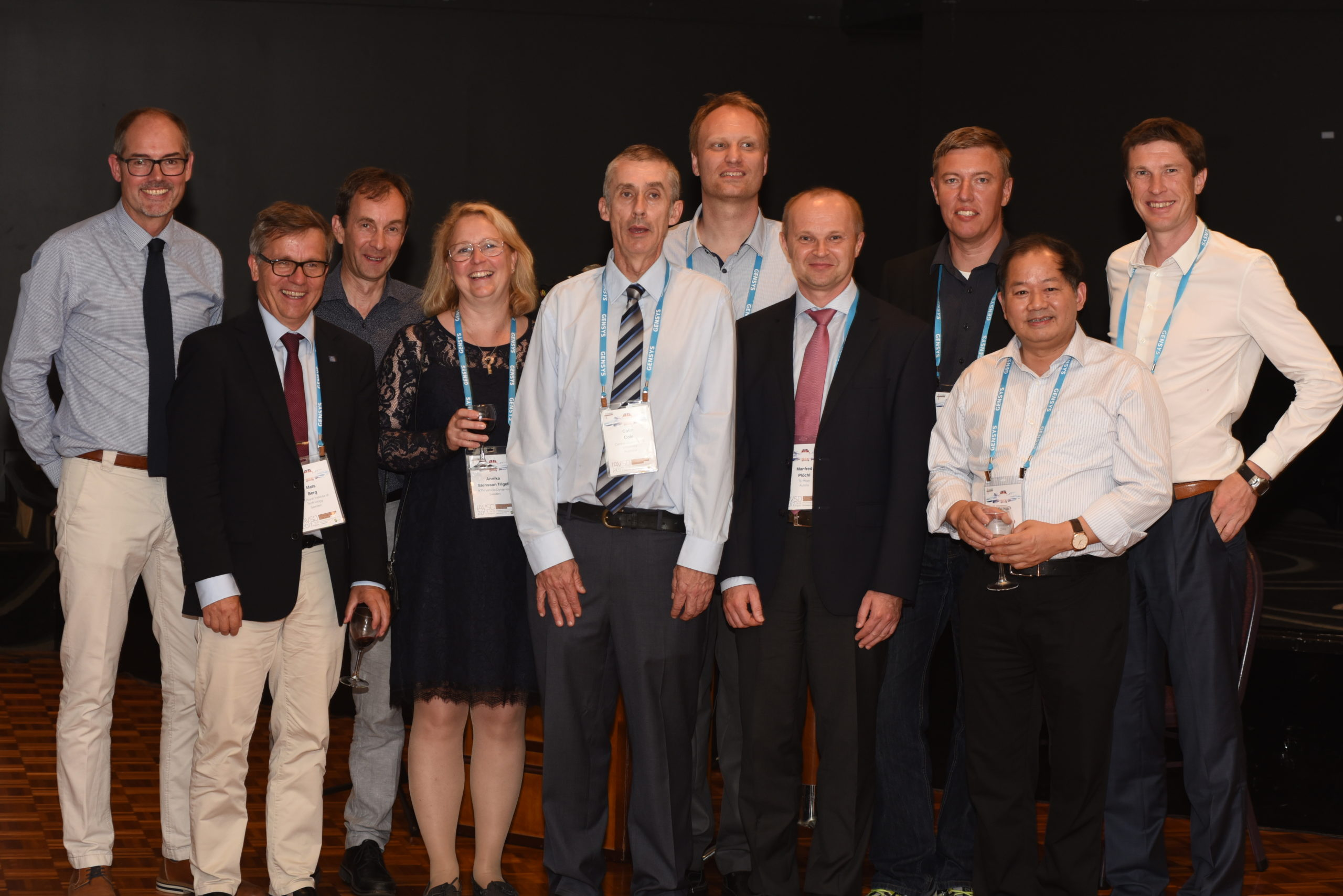 Organisers of IAVSD Symposia 2009-2019