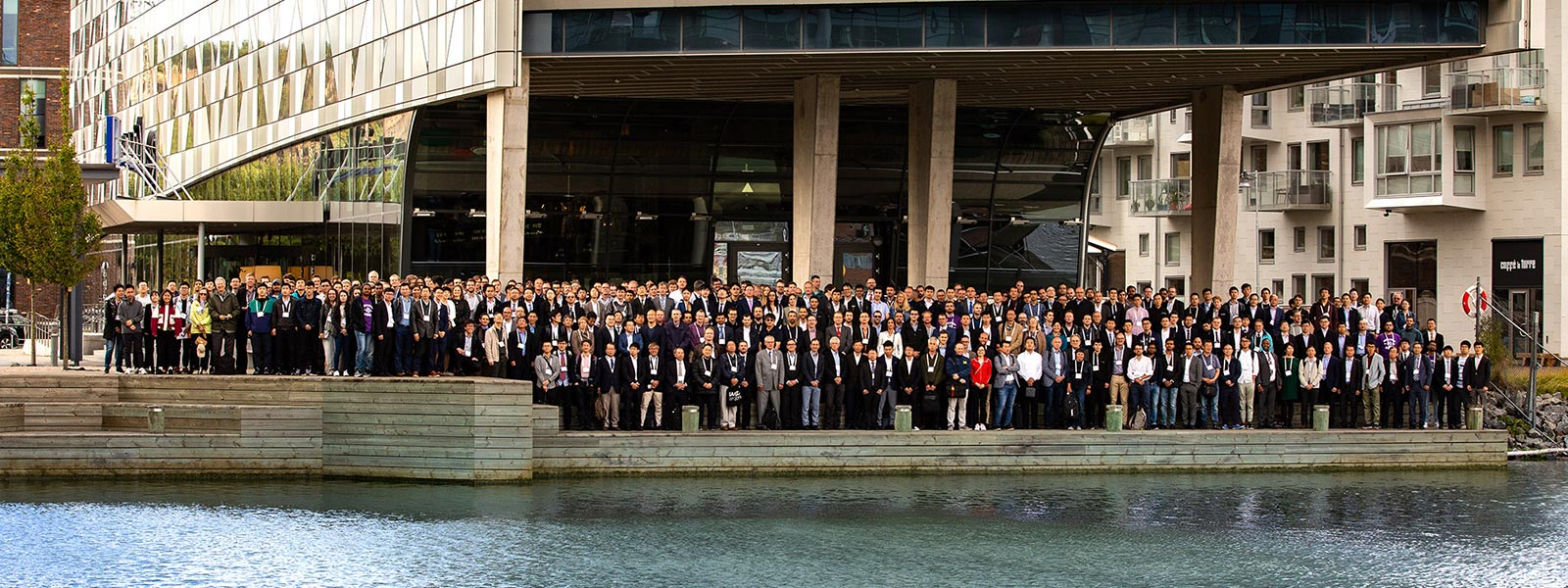 Picture of delegates of IAVSD 2019