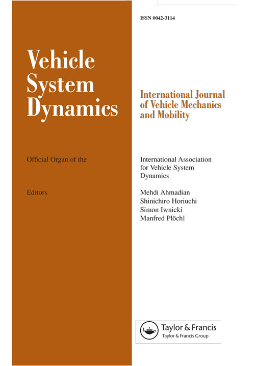 Cover of Vehicle System Dynamics