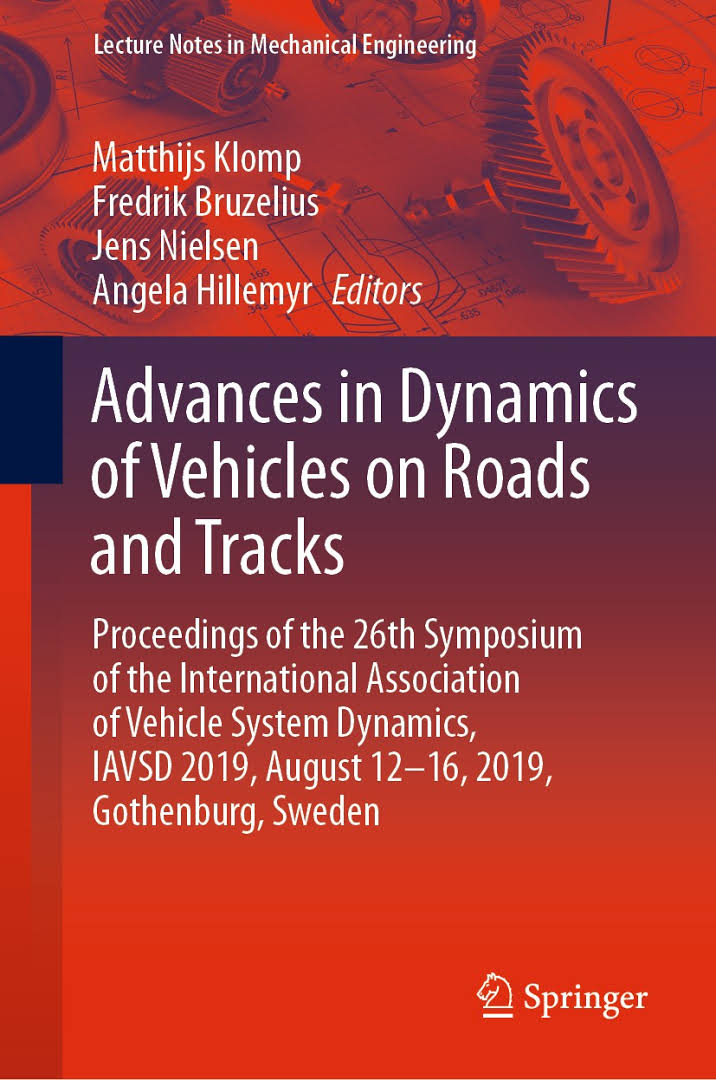 Cover of Proceedings of 26th IAVSD
