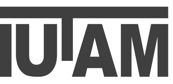 Logo of IUTAM